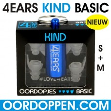 4EARS KIND BASIC Blauw