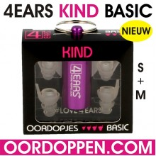 4EARS KIND BASIC Paars