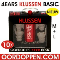 4EARS KLUSSEN BASIC 10pack