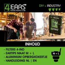 4EARS DIY & INDUSTRY SNR22dB