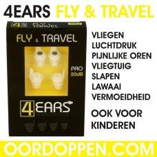 4EARS FLY & TRAVEL PRO