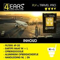 4EARS FLY & TRAVEL PRO