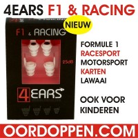 4EARS F1 & RACING 10-pack