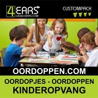 Oordopjes Docent Kinderopvang | BSO