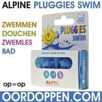 Alpine Pluggies Swim (doosje defect)