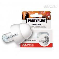 Alpine PartyPlug Wit (oud model)