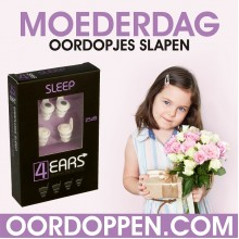 4EARS SLEEP Moederdag