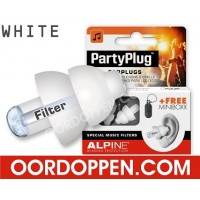 Alpine PartyPlug Wit (out of stock)