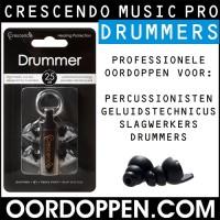 Crescendo Music PRO Drummers - 25dB