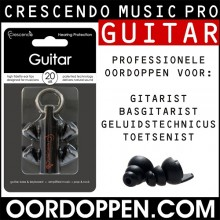Crescendo Music PRO Guitar - 20dB