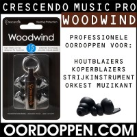 Crescendo Music PRO Woodwind - 15dB