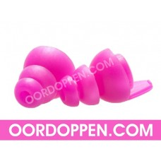 Crescendo Medium Ear Tip Roze
