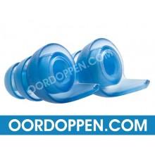 Crescendo Large Ear Tips Blauw