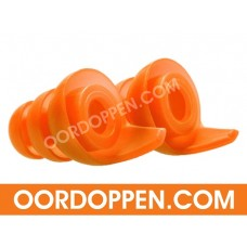 Crescendo Large Ear Tips Oranje