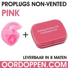Proplugs non-vented / Roze