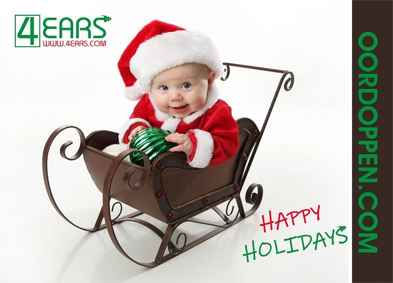Korting Oordopjes aanbieding Kerstkado Oordoppen Jaarwisseling Gehoorbescherming Kinderen tegen Lawaai Feestdagen Kerstboom