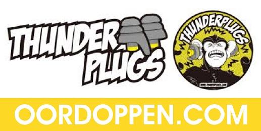 Thunderplugs Concert Oordopjes Aap Festival Doppen Danceparty Oordoppen